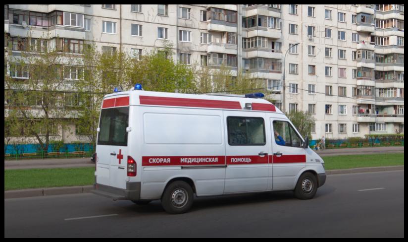 ВАрхангельске пьяный мужчина ударил врача «скорой» полицу