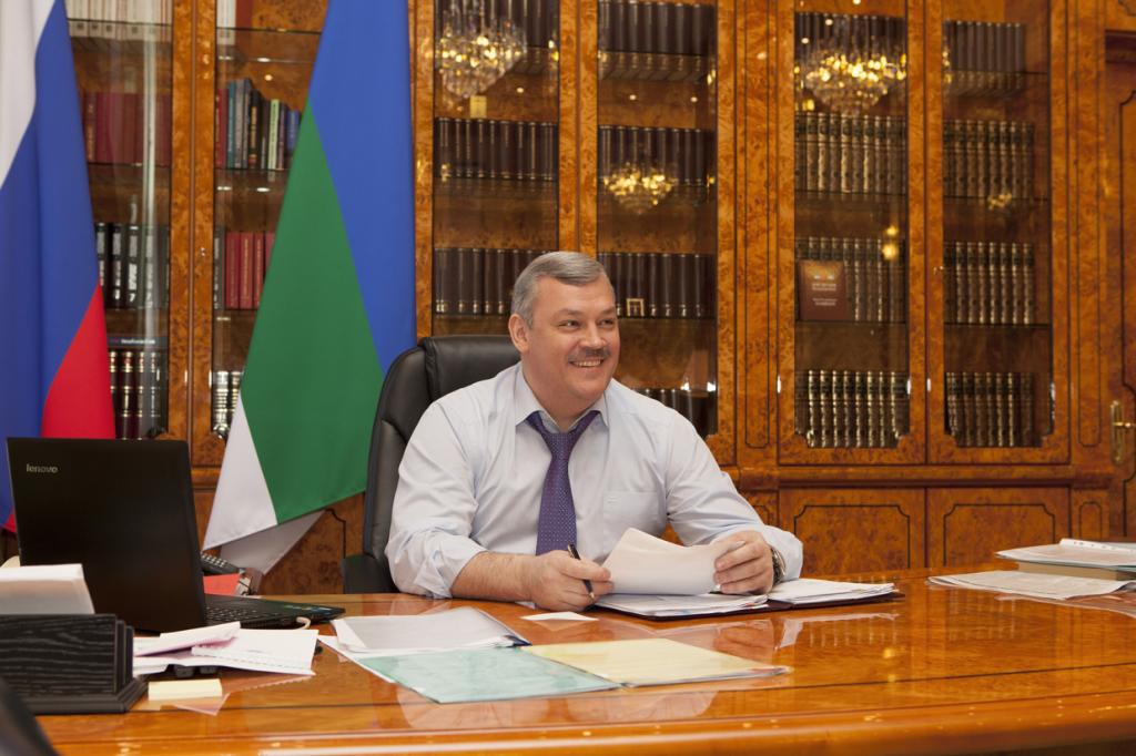 Глава Коми объявил министру здравоохранения выговор