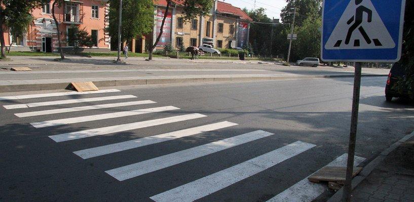 В Петербурге «скорая» сбила мальчика на переходе