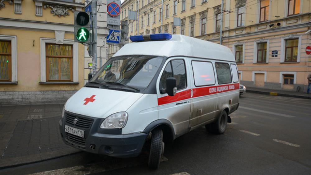 """В Москве """"скорая помощь"""" подверглась второму нападению за сутки"""
