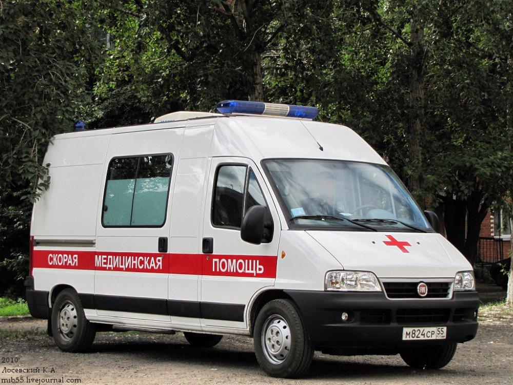 Пьяный мужчина избил сотрудника «скорой помощи» в центре Москвы