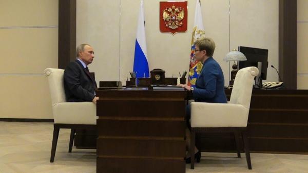Владимир Путин пообещал поддержать программу «Арктический доктор»