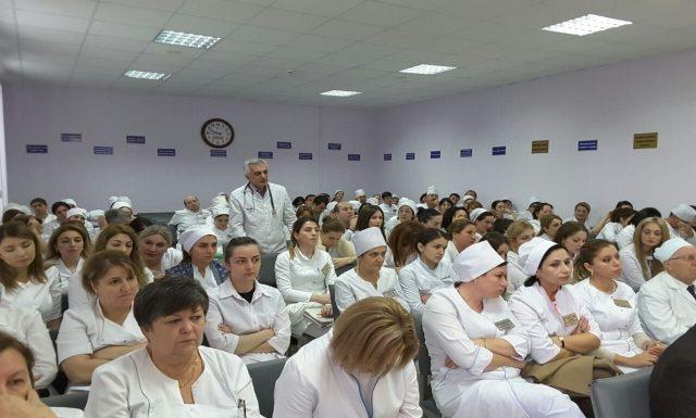 Представители ОП и Минздрава выявили нарушения в горбольнице №1 Махачкалы