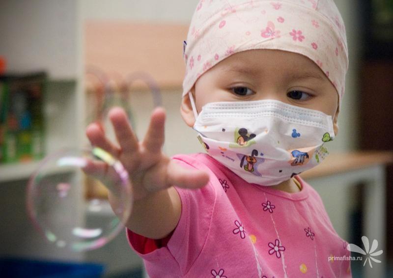 В России выживаемость детей при онкологии увеличилась до 80% за 20 лет