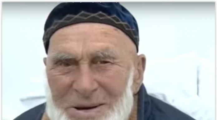В Ингушетии врачи вернули зрение 121-летнему россиянину