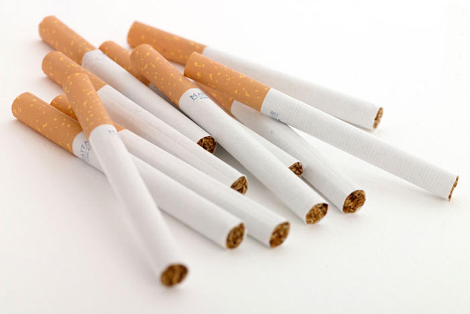 Минздрав передумал вводить экологический налог на сигареты