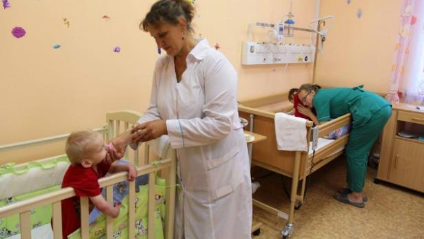 В Минздраве России сообщили об острой нехватке детских хосписов