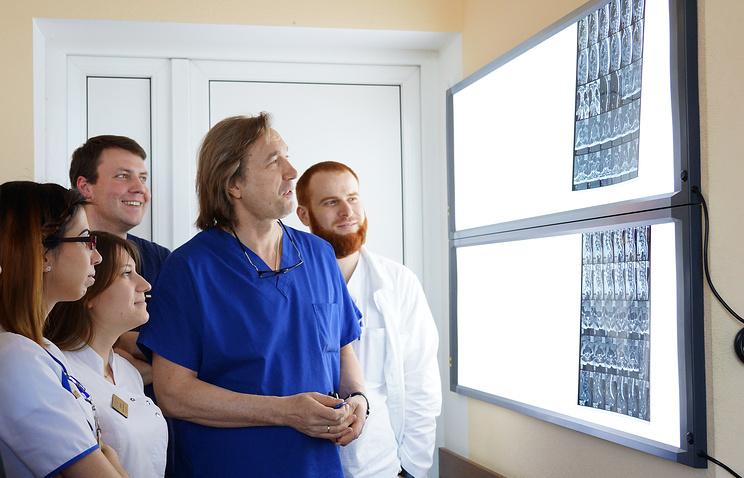 Как хирург Евгений Левченко лечит безнадёжных пациентов