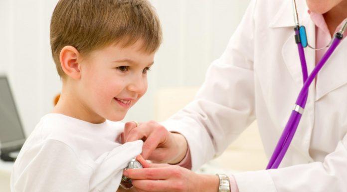 Результаты медосмотров детей будут направляться по месту обучения с 2018 года
