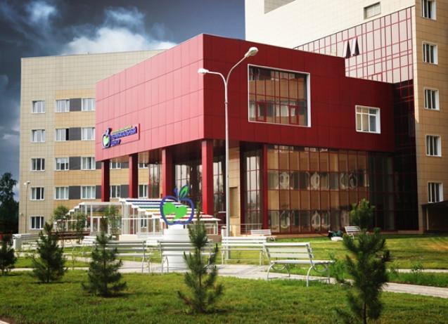 В Красноярском краевом перинатальном центре ФСБ провели обыски