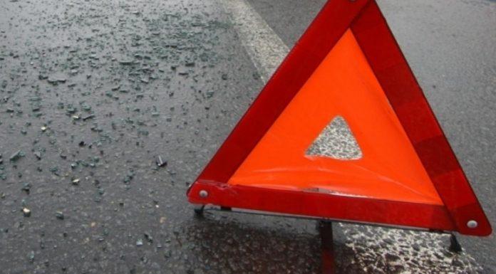 В аварии в Томске пострадали врач и фельдшер скорой
