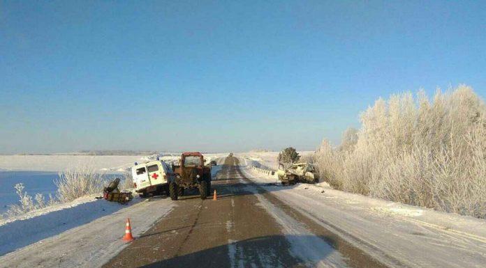 Водитель спешившей на вызов скорой погиб в ДТП