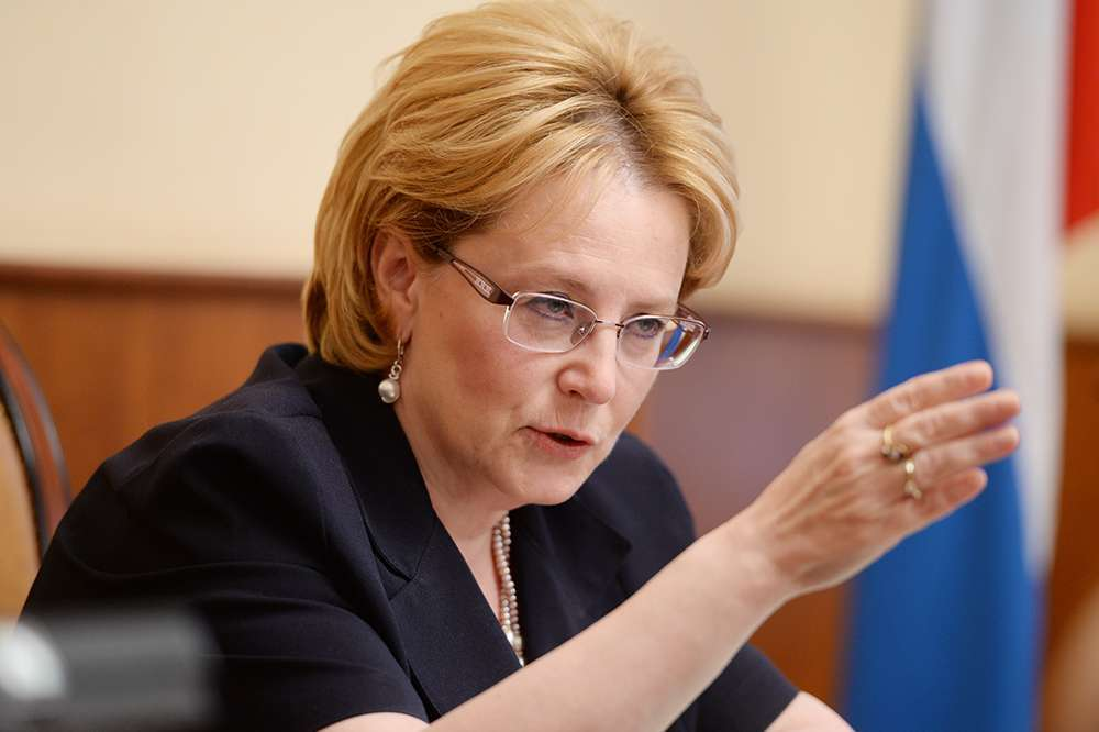 Вероника Скворцова обвинила Счётную палату в препятствии работе Минздрава