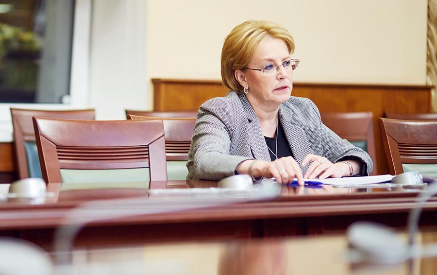 Глава Минздрава Вероника Скворцова: «Я никогда не мечтала быть министром»