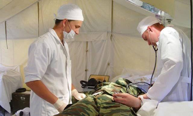 Из Сирии вывезут российских военных врачей