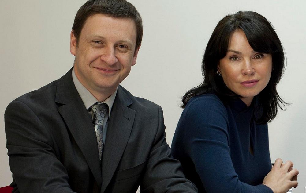 Борис Филимонов и Татьяна Петрова