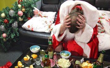 Фельдшер — о том, как скорая лечила Деда Мороза
