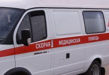 В Ростове автомобиль протаранил скорую помощь с «тяжелым» пациентом