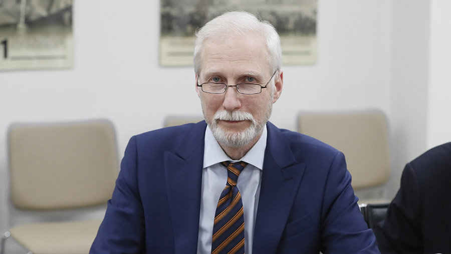 Дмитрий Костенников, статс-секретарь – заместитель министра здравоохранения