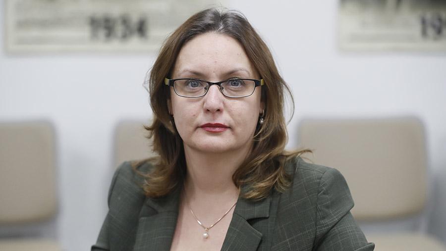 Марина Лесникова, замдиректора правового департамента Минздрава