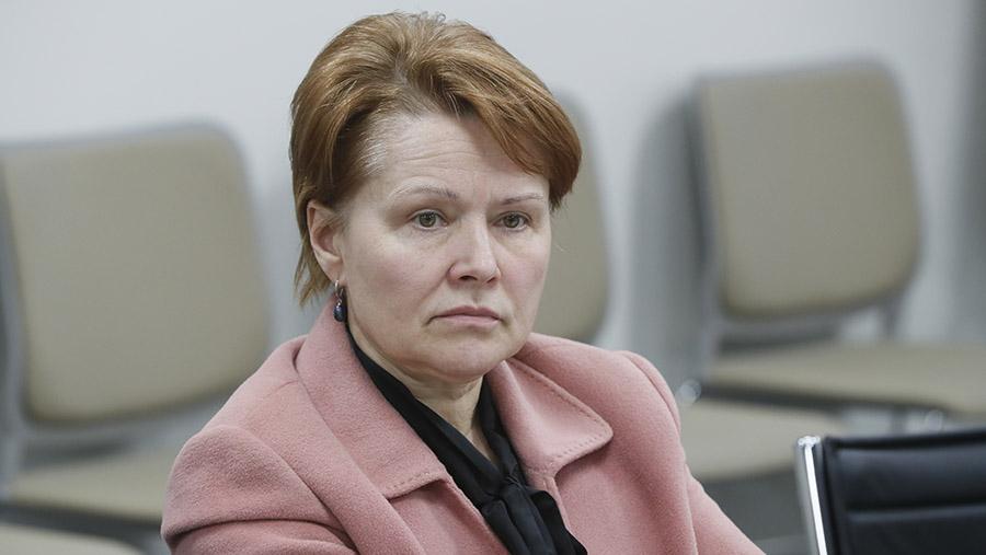 Ирина Серегина, заместитель руководителя Росздравнадзора