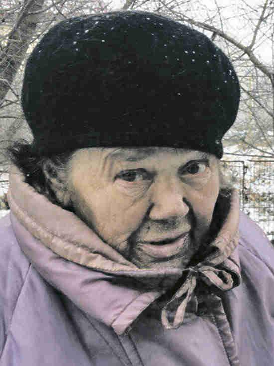врач с 40-летним стажем Валентина Давыденко