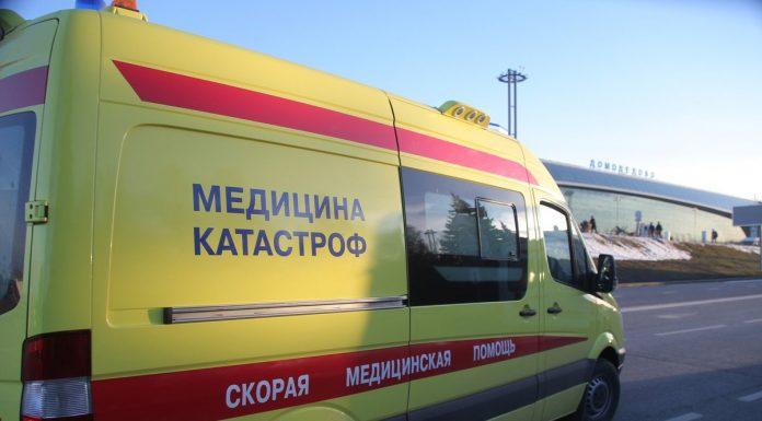 В Якутске в ДТП с КамАЗом пострадал водитель машины медицины катастроф