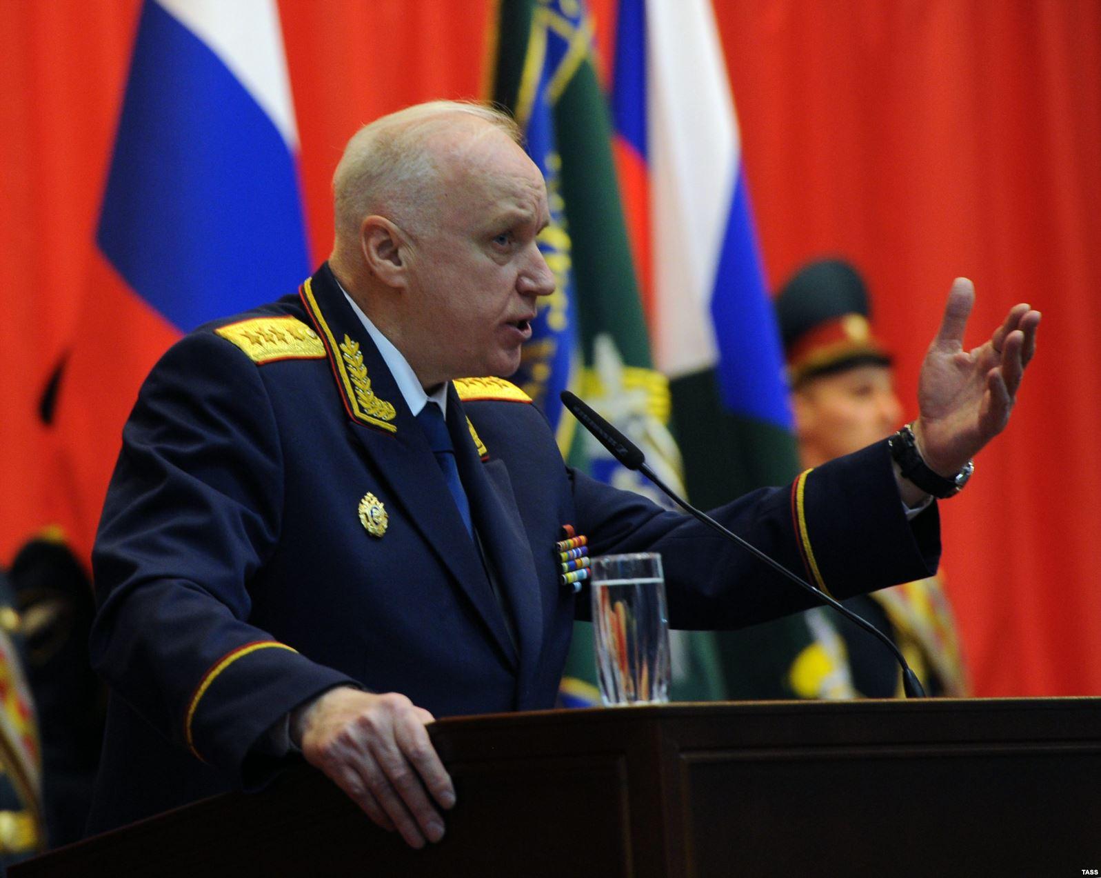 Следственный комитет России против медиков