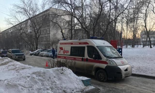 В Свердловской области водитель скорой помощи сбил женщину-врача, которуюпривёз на вызов