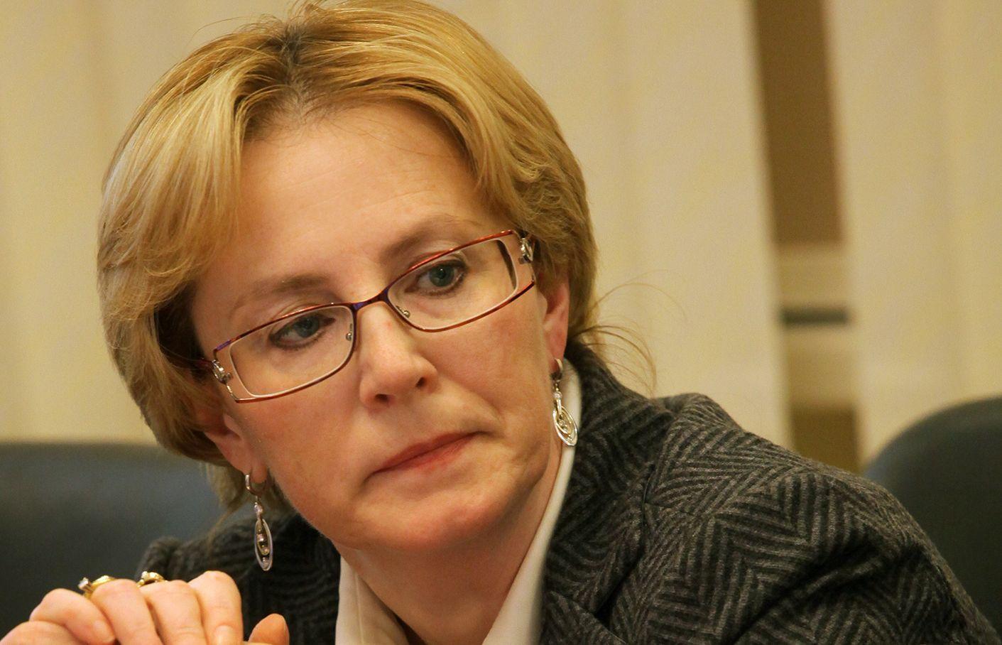 Скворцова заявила о почти идеальной эффективности целевой подготовки врачей