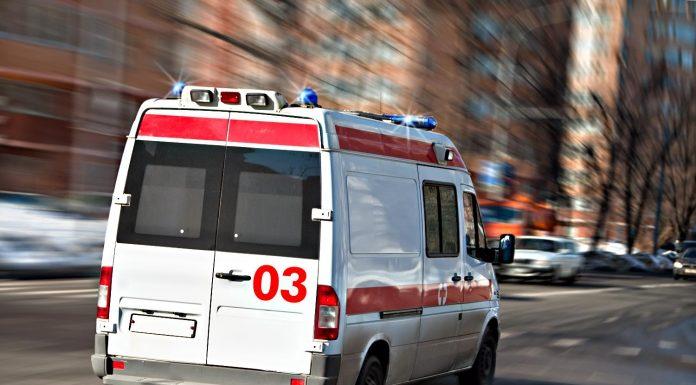 В Воронеже из машины скорой при транспортировке сбежал психбольной