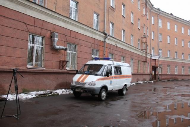 Результат экспертизы: в Ярославле может рухнуть здание детской больницы №1