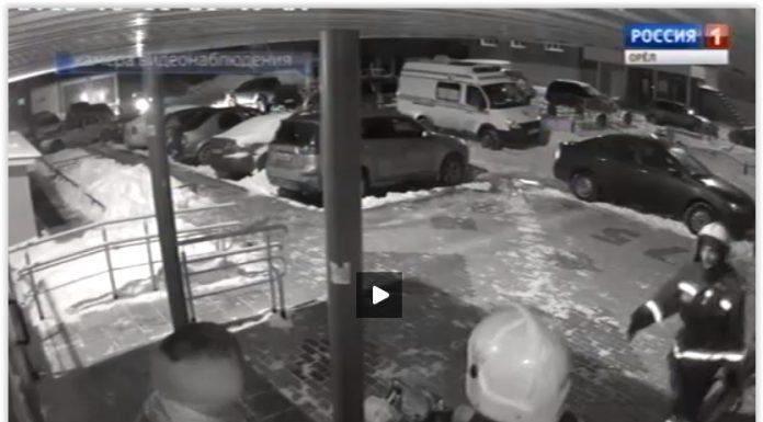 В Орле пьяный пациент взял в заложники фельдшера скорой помощи