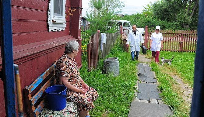 На развитие сельской медицины России выделят 3,5 миллиарда рублей