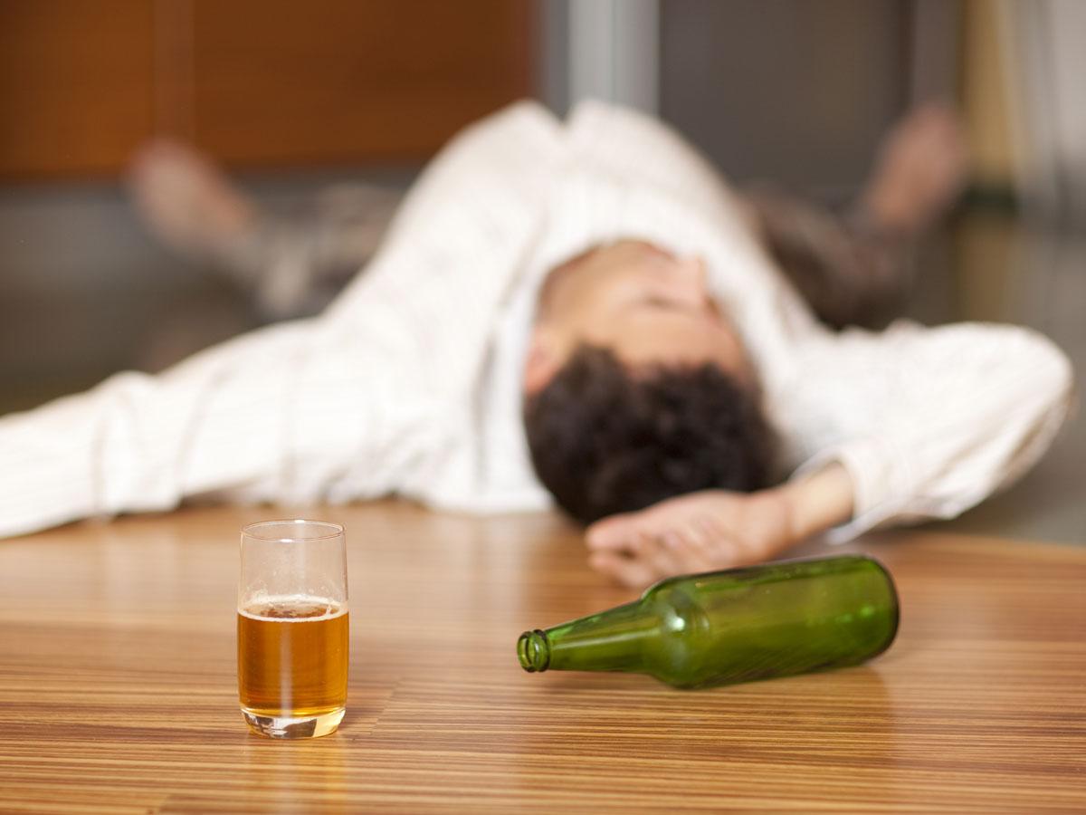 В России на 22% снизилось число страдающих алкоголизмом