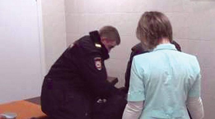 В Омске пьяные жители устроили дебош в больнице скорой помощи