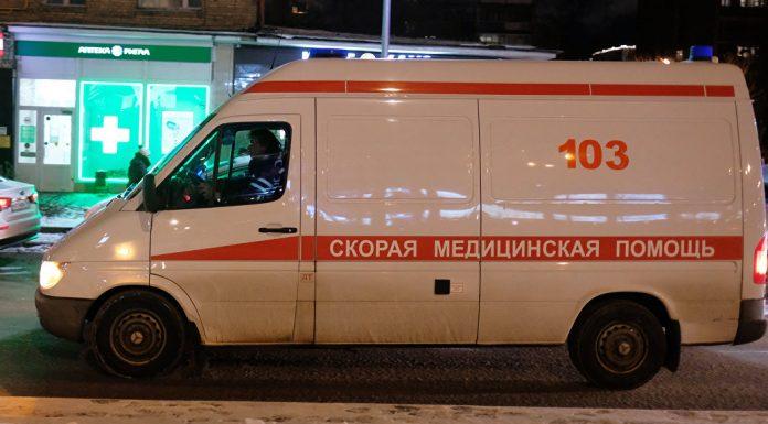 В Кузбассе виновник ДТП со скорой скрылся с места происшествия