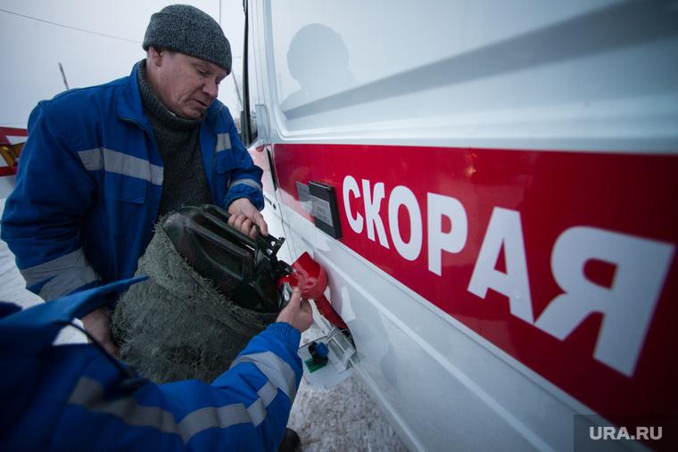 На Урале водители «скорой» готовятся к забастовке из-за низких зарплат