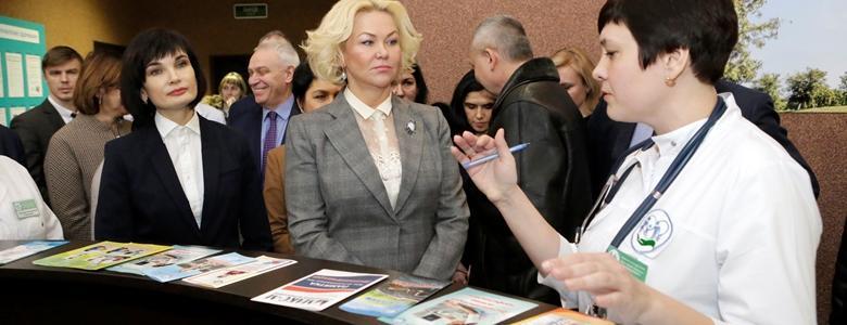"""""""Это позор!"""": Как замглавы Минздрава Яковлева утроила разнос белгородскому здравоохранению"""