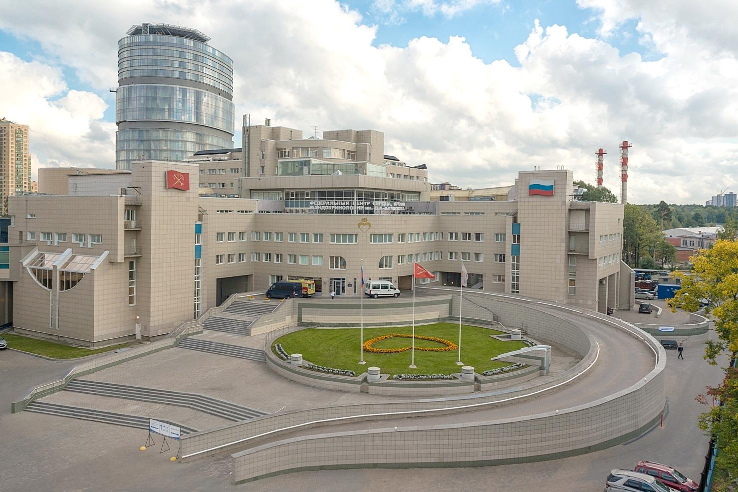 Минздрав предложил субсидии на строительство научного комплекса при медцентре Алмазова