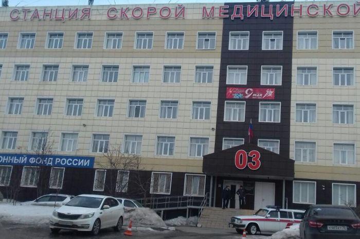 Томский облздрав не нашёл нарушений на станции скорой помощи