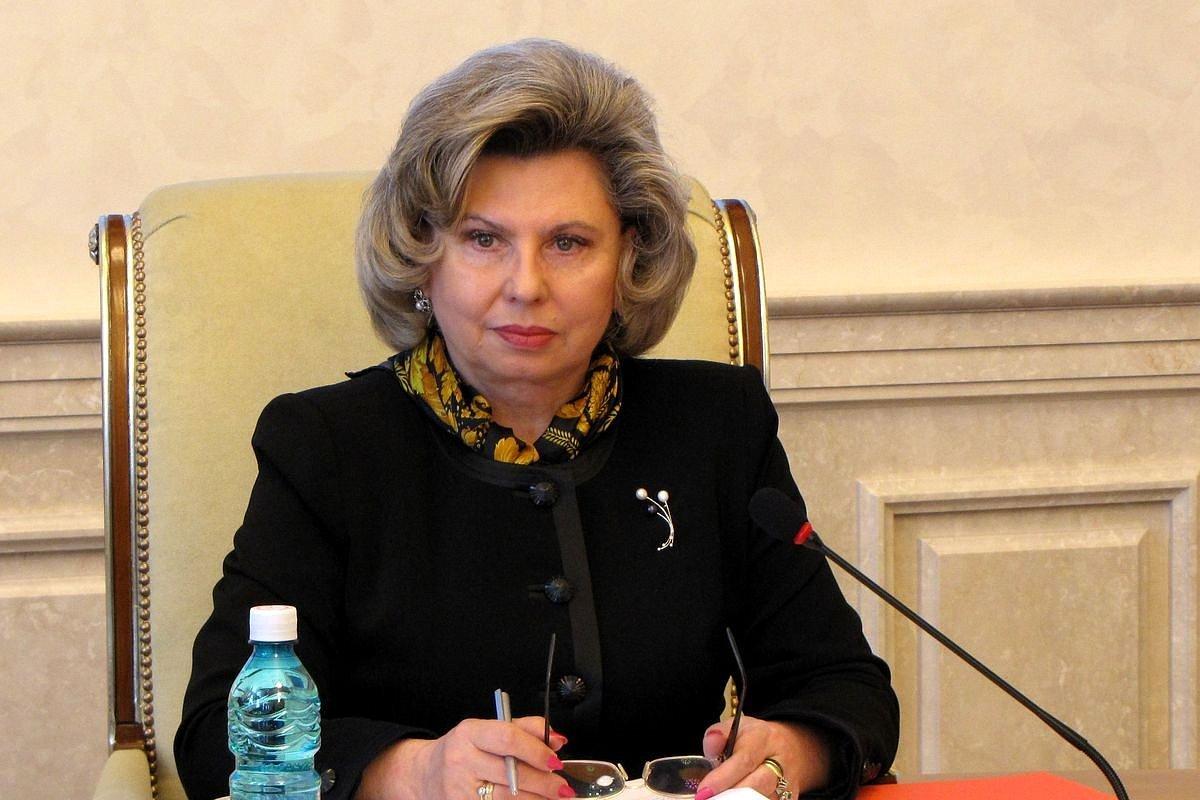 Москалькова выступила против введения санкций на иностранные лекарства