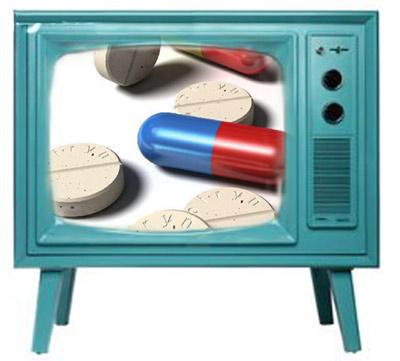 В Госдуму внесли законопроект о запрете рекламы лекарств на телевидении