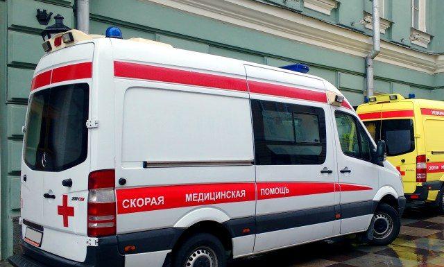 В Москве неизвестный напал на фельдшера скорой помощи