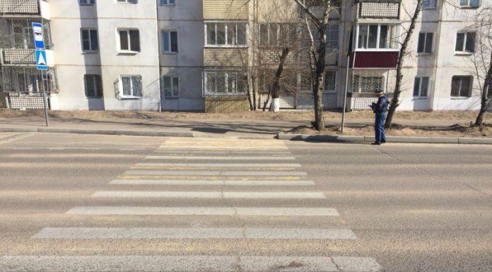 В Бурятии скорая сбила 17-летнюю девушку на пешеходном переходе