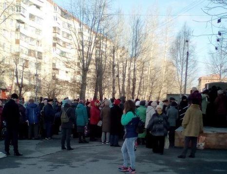 В Челябинске оптимизация обернулась огромными очередями в поликлинике