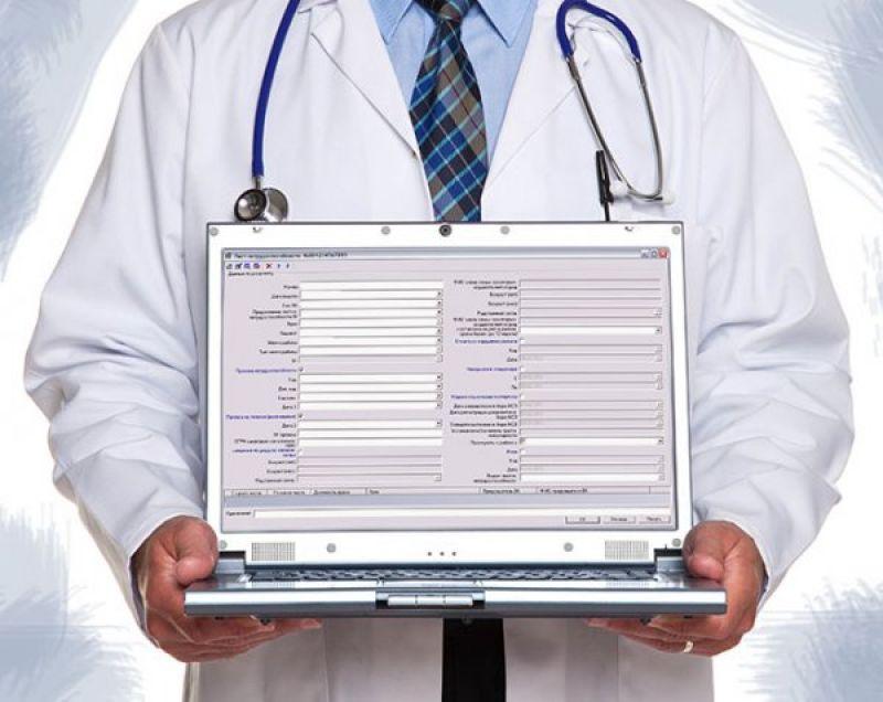 Около половины российских медорганизаций выдают электронные больничные