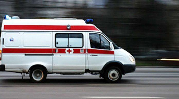 В Псковской области водитель скорой сбил ребёнка