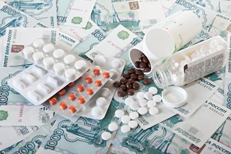 В России планируют штрафовать производителей за завышение цен на жизненно важные лекарства