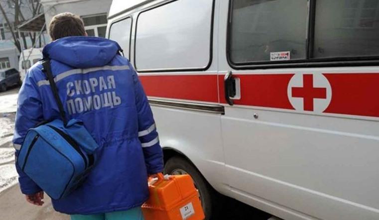 В Тольятти пациент поссорился с фельдшером и избил его